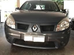 Renault sandero 10/11, completo - 2010