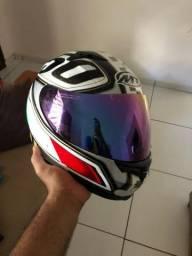 Vendo capacete MT helments semi novo