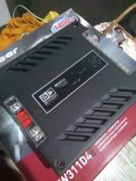 Módulo amplificador banda 800.4 800wrms