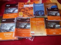Livros curso serviço social