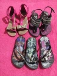 Lote de calçados!!!!
