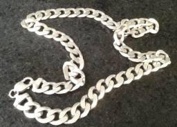 Corda de prata italiana 925