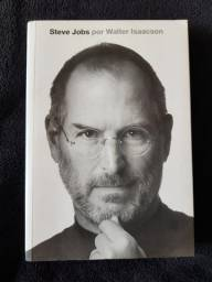 Livro - Biografia de Steve Jobs por Walter Isaacson