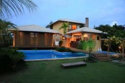 Casa Quinta da Lagoa Duplex 6 suítes Decorada Itacimirim / Garajuba/ Estrada Coco