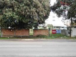 Terreno residencial à venda, Boqueirão, Curitiba.
