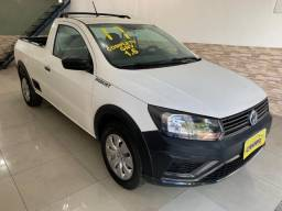 Vw - Volkswagen Saveiro Robust Completa + Gnv, Ipva 2019 Gratis - 2017