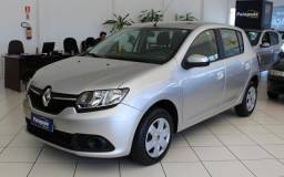 Sandero Expression 1.6 Flex Manual - 2015