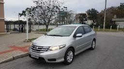 Honda City 1.5 LX Automático - Ótimo Estado - 2013