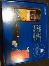 Nokia 701 na caixa