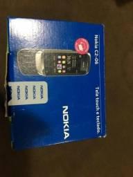 Nokia C2-06 novo na caixa