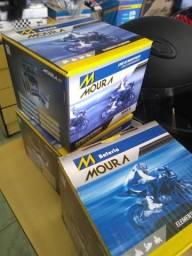 Bateria Moura BMW f800gs comet650 GT v-strom1000 com entrega em todo Rio