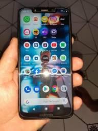 Troco Motorola one por iPhone 6 plus