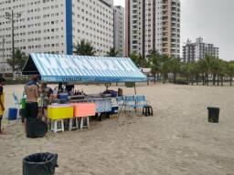 Desapego de carrinho de praia na mirim