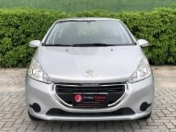 Peugeot 208 2014 1.5 active 8v flex 4p manual - 2014