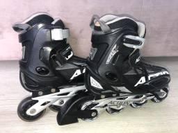 Roller action sport