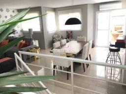 Cobertura com 3 dormitórios à venda, 146 m² por R$ 700.000,00 - Santa Maria - São Caetano