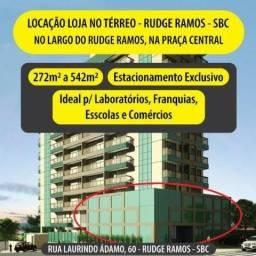 Loja Comercial 272m Bairro Rudge Ramos - São Bernardo do Campo
