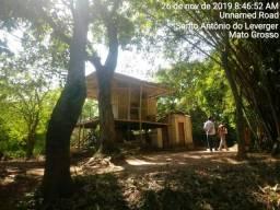 Chacara Beira Rio Cuiabá - 24 hectares Sto Antonio Leverger