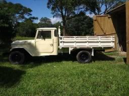 Toyota bandeirante - 1983