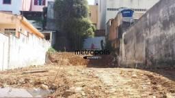 Terreno residencial à venda, Nova Gerty, São Caetano do Sul.