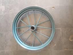Aro 21 para roda de charrete