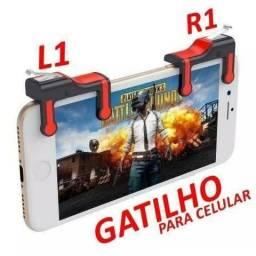 a775b76405a GATILHO E MIRA PARA Pubg e Free Fire