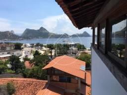 Casa à venda com 4 dormitórios em Charitas, Niterói cod:841725