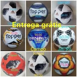 Bola de futebol de campo e Futsal 77b657e879a10