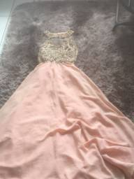 2 vestidos de festa pra vender logo