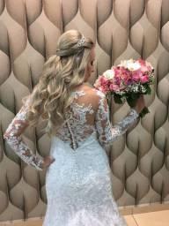Vende-se lote de vestidos para noiva