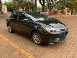Toyota Corolla upper 2018 flex automático