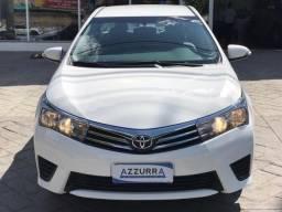 Toyota corolla 1.8 gli 16v flex 4p automático 2017 - 2017