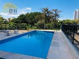 Apartamento com 1 dormitório à venda, 60 m² por R$ 350.000,00 - Jardim Bongiovani - Presid