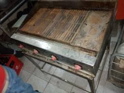 Chair broiler 4 bocas 1 metro