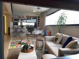 Apartamento com 3 dormitórios à venda, 157 m² por R$ 890.000,00 - Green Fields Residence C
