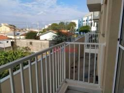 Apartamento com 2 dormitórios para alugar, 72 m² por R$ 1.300/mês - Jardim Ipyranga - Botu