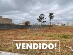 VENDIDO! Excelente terreno bem localizado no JARDIM BOTÂNICO, por R$ 550.000,00 com área t