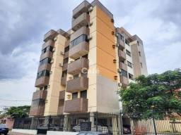 Apartamento de 3 dormitórios, sala, cozinha com mobílias, área de serviço, dois banheiros
