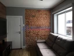 Apartamento à venda com 2 dormitórios em Centro, Florianopolis cod:15350