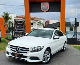 MERCEDES-BENZ C 180 AVANTGARDE 1.6 AUT