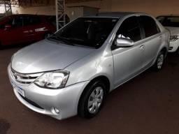 Toyota ETIOS SEDAN XS 1.5 16V 4P