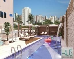 Apartamento à venda com 3 dormitórios em Centro, Fortaleza cod:DMV90