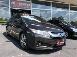 Honda City 2015 Ex Automático Completo 1.5 Flex 86.000 Km Revisado