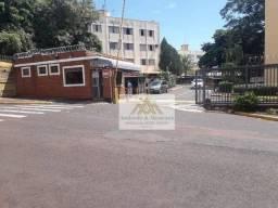 Apartamento com 2 dormitórios para alugar, 55 m² por R$ 850,00/mês - Vila Virgínia - Ribei