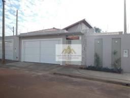 Casa com 3 dormitórios à venda, 188 m² por R$ 570.000 - Jardim das Acácias - Cravinhos/SP