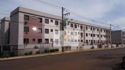 Apartamento para alugar, 42 m² por R$ 750/mês - Recanto das Palmeiras - Ribeirão Preto/SP