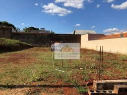 Terreno à venda, 435 m² por R$ 278.000,00 - Jardim Recreio - Ribeirão Preto/SP