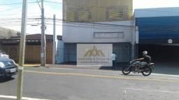 Salão para alugar, por R$ 13.000/mês - Ipiranga - Ribeirão Preto/SP - Próximo a Rua Tapajó