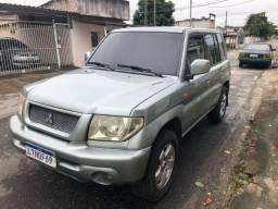 Pajero TR4 - 2004/05, Automático, 2.0, 4x4, GNV 16m3