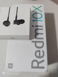 Xiaomi Redmi 10x Global + Fone da xiaomi ÚLTIMA UNIDADE!!!!